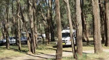 Broke Free Camping Site