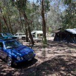 The campgrounds in Fraser Block are easily accessible by twowheel drive vehicles