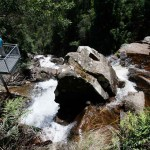 Snobs Creek Falls in the Rubicon State Forest near Lake Eildon NP