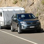 As a towing combination the Kia Sorento and the Wallaroo were impressive on road.