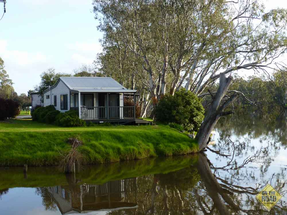 Christmas In July At Nagambie On The Road