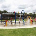 Kiddies play area at Copeton