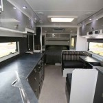 kitchen in a Traveller Utopia