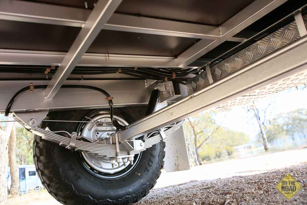 Amazing Axle Flipping Guide How To Flip The Axles On Your Trailer For More