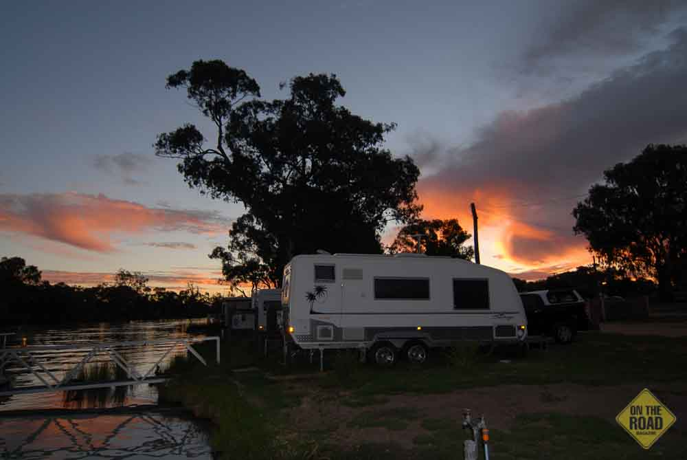 Freedom on the Murray - On The Road -