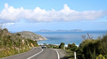 Victoria's Other Great Scenic Drive