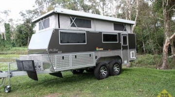 North Coast Campers Off Road XLS 17ft