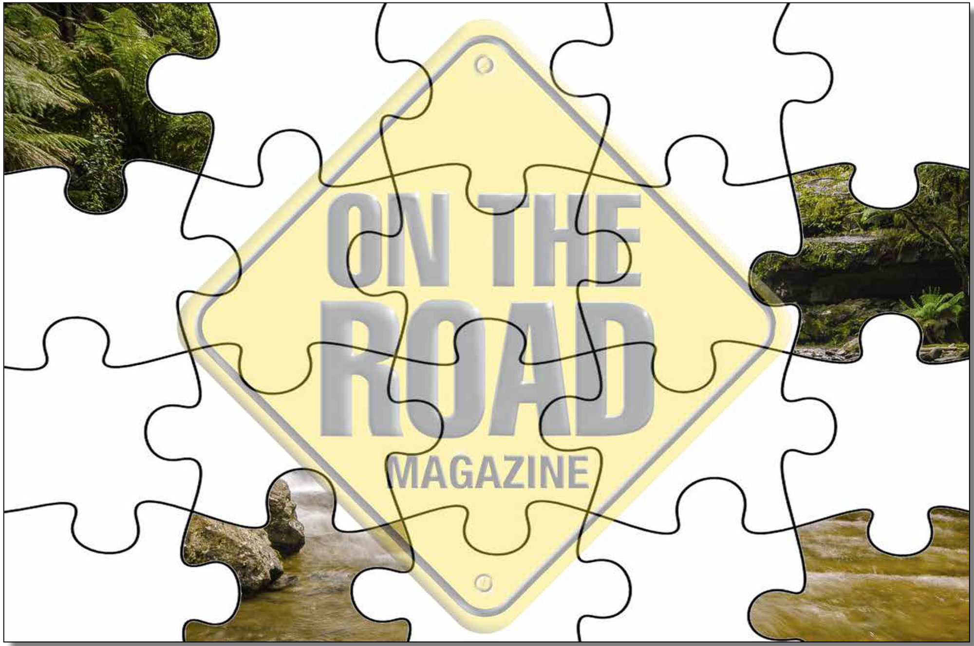 On The Road Jigsaw Competition