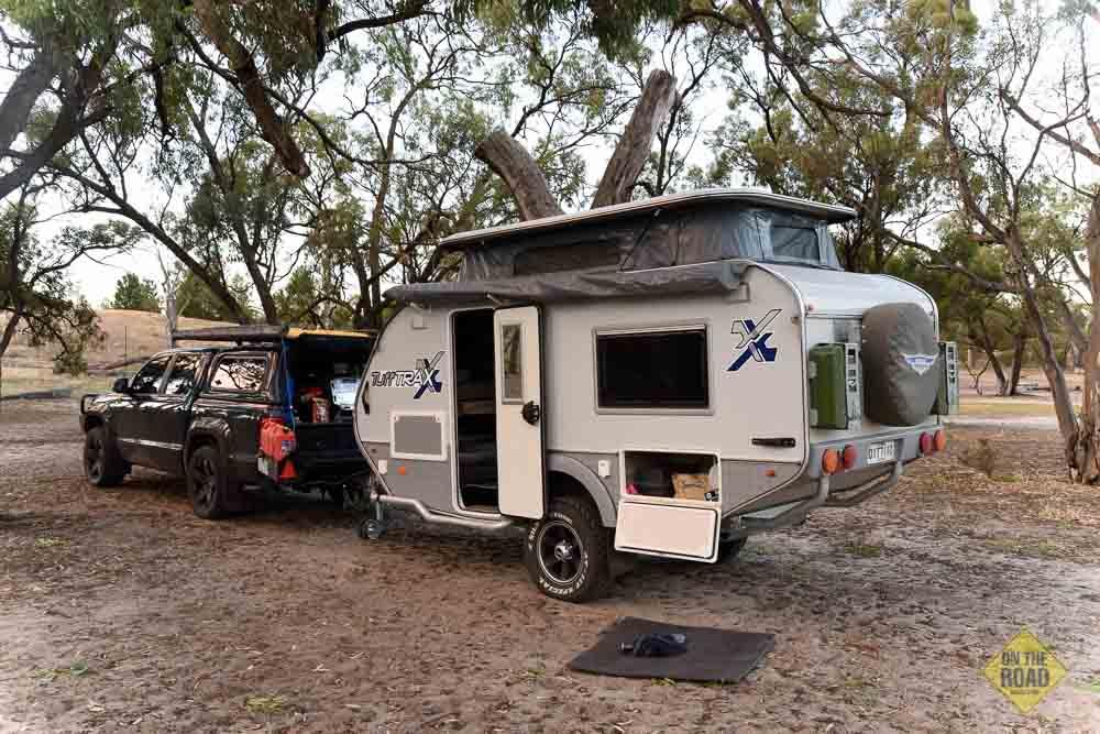 Jurgens Caravans Tufftrax Xp1810 On The Road
