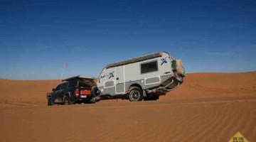 Jurgens Caravans TuffTRAX XP1810