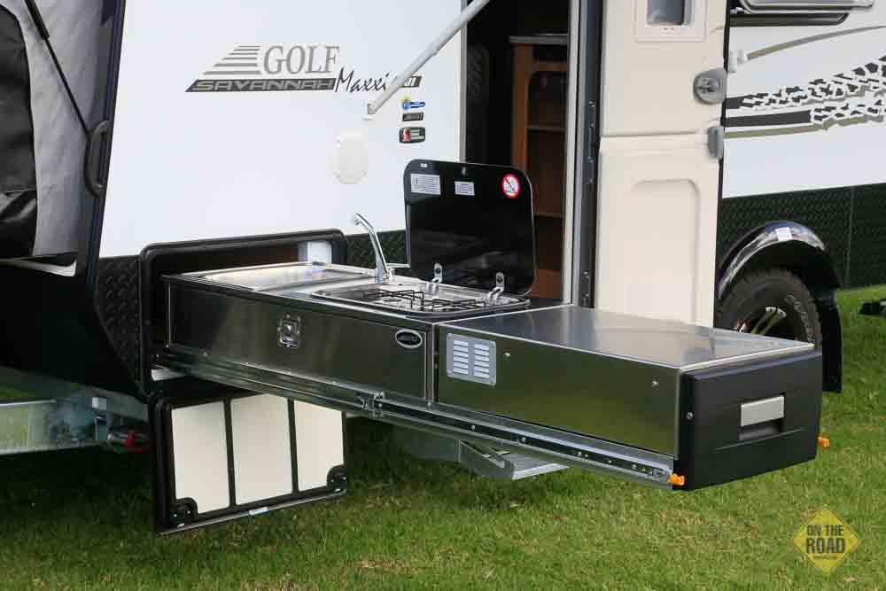 Golf Savannah Maxxi 501 - On The Road
