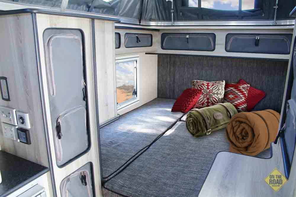 jurgens caravans based in melbourne\u0027s outer east is bringing in a new  pop-top caravan specifically designed for off road conditions