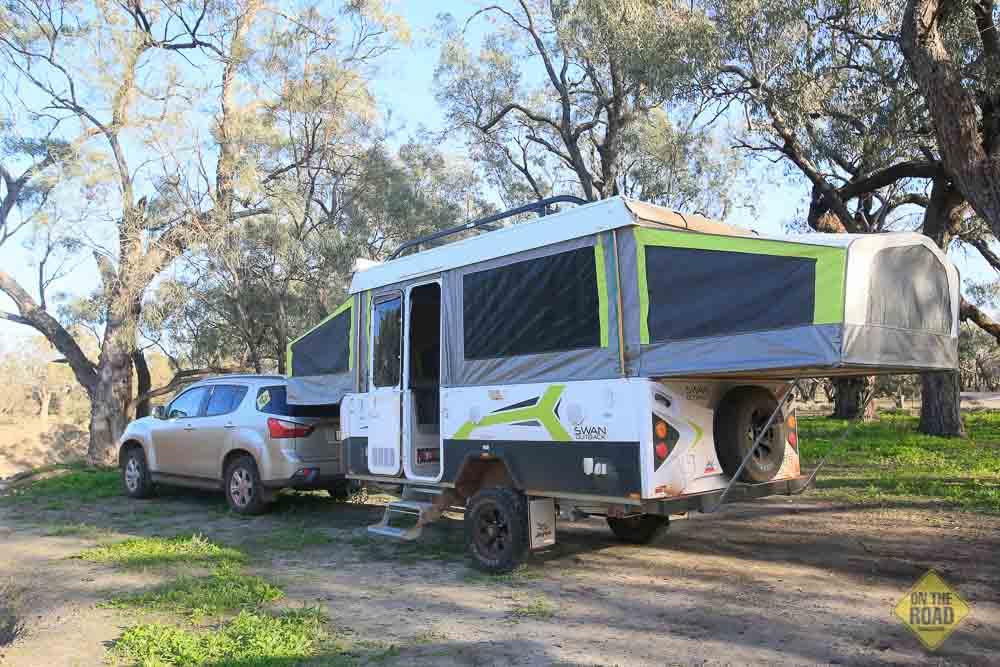 Wonderful XPlore N More Camper Hire  Jayco Outback Swan Camper