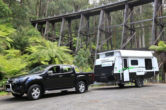 Goldstream RV Range of Pop Tops