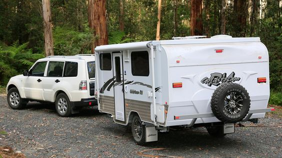 Goldstream RV Pop Top Range