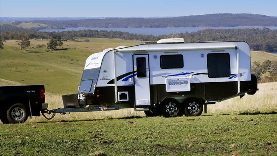 Goldstream RV Caravan Range