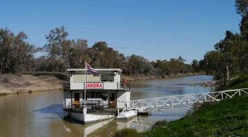 Darling River Run—Brewarrina to Wentworth