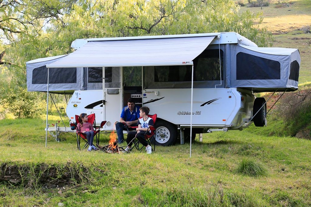 Goldstream RV Camper Details 2