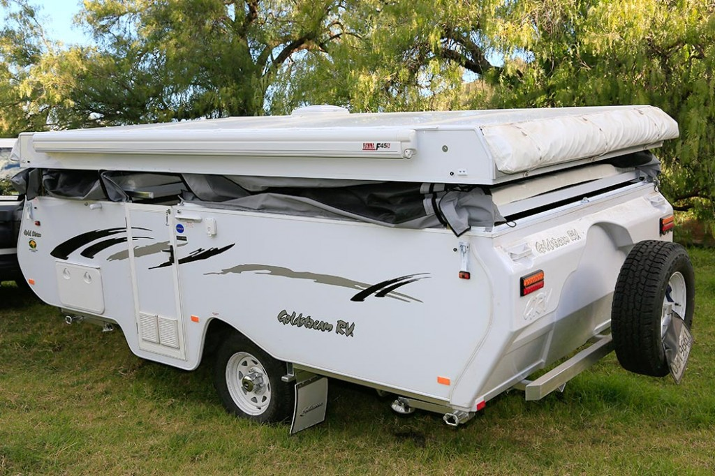 Goldstream RV Camper Details 1