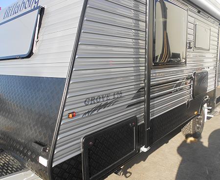"Billabong Grove 17'6"" Caravan"