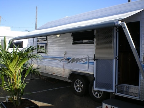 Billabong Caravan