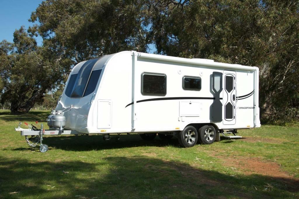 Rangefinder: Astro -Bailey Caravans - On The Road Magazine