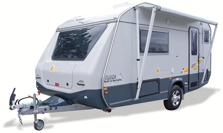 Sungazer J19 Series - Jurgens Caravans - On The Road Magazine