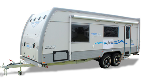 Travado Tough Road Series - Jurgens Caravans - On The Road Magazine