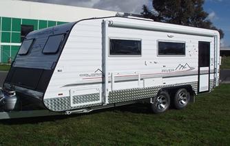 River - Colorado Caravans - On The Road Magazine