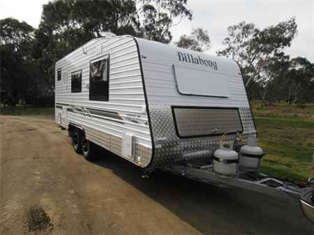 Billabong Caravans