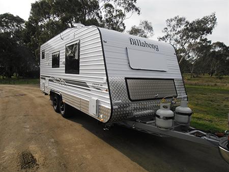Billabong Caravans