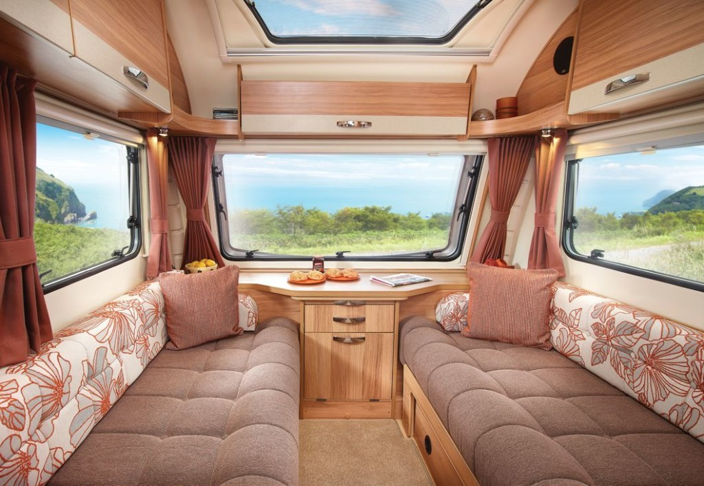 Pursuit 430-4 - Bailey Caravans - On The Road Magazine