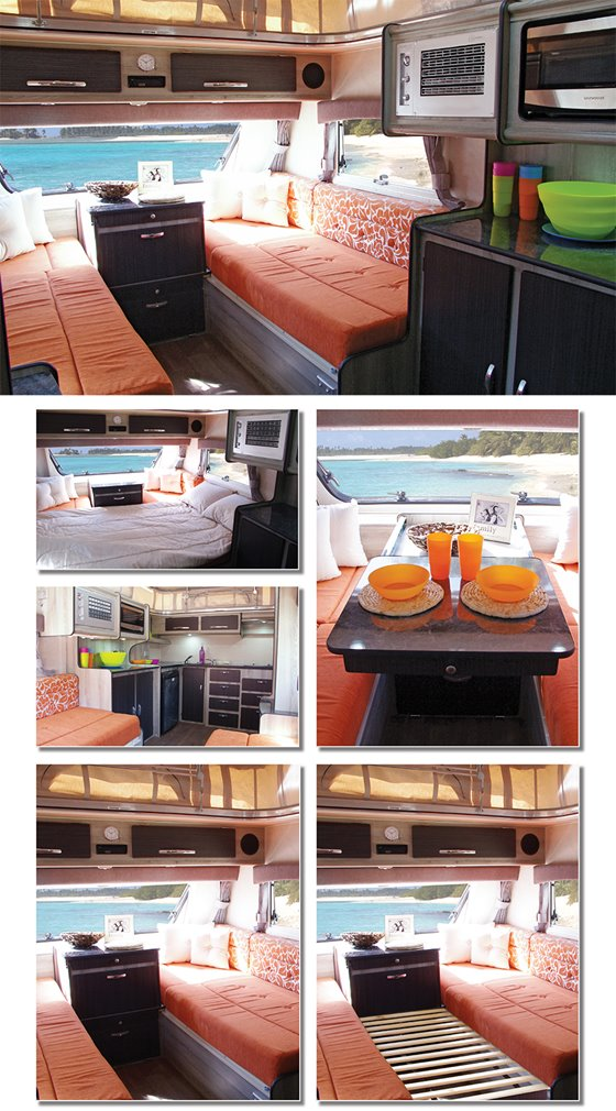 Wallaroo PT17 Series Pop Top - Jurgens Caravans - On The Road Magazine
