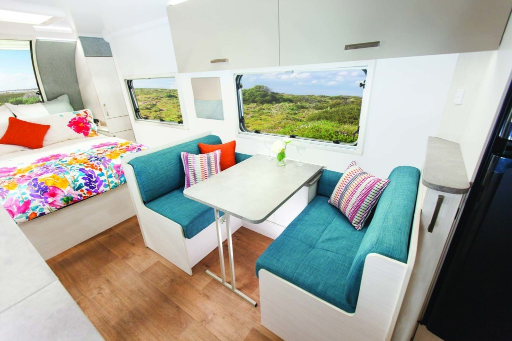 Rangefinder: Astro - Bailey Caravans - On The Road Magazine