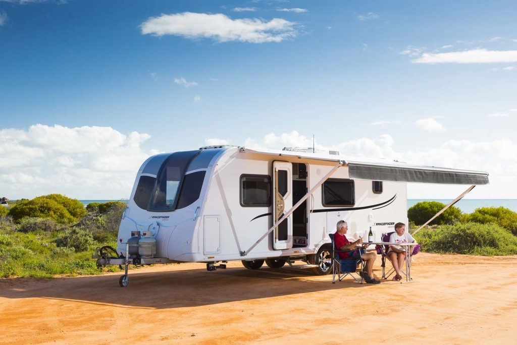 Rangefinder: Gemini - Bailey Caravans - On The Road Magazine