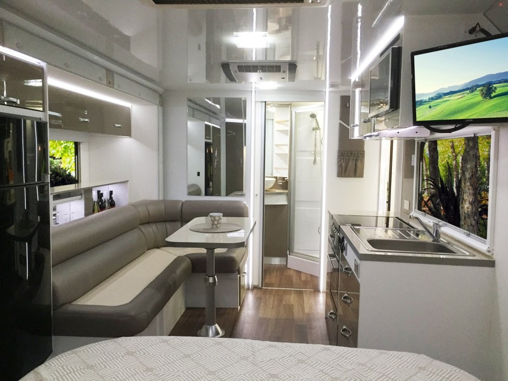 Build Your Own Ford >> Avida Caravans - On The Road