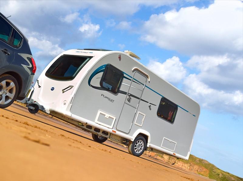 Pursuit 430-4 - Bailey Caravans - On The Road Magazine