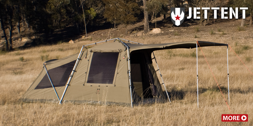 Jet Tent - On The Road Magazine & Oz Tent - On The Road -