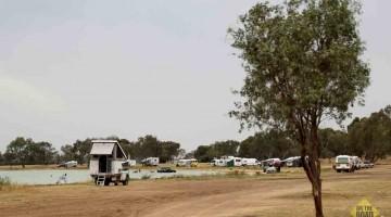 Greens Lake Free Camp Near Stanhope, Victoria
