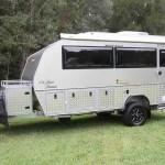 External view of the Titanium Full Van.