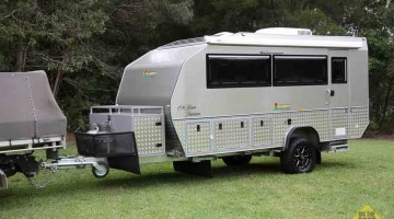 North Coast Campers Titanium Full Van