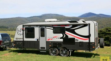 Goldstream RV Rhino Family Van