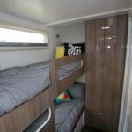 Goldstream RV Rhino Family Van bunk beds