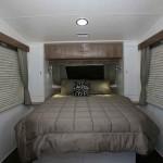 Goldstream RV Rhino Family Van bedroom