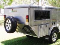 14 ft/XL Camper Trailer