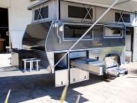 15 ft Titanium Camper Trailer