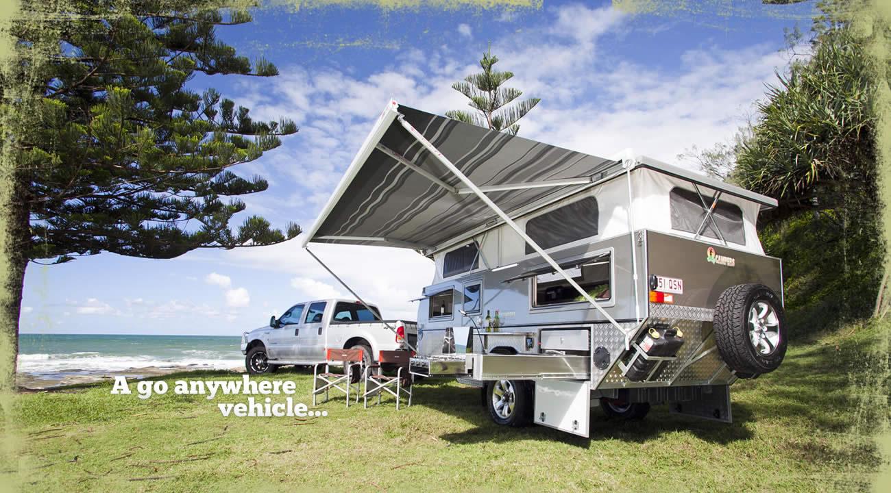 17 ft/XLS Camper Trailer