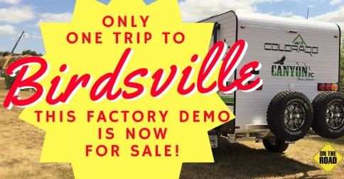 Colorado Canyon FC – Factory Demo For Sale!