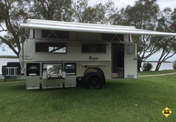 North Coast Campers front view