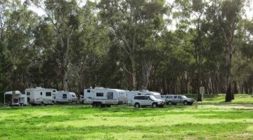 Nyah Sports Ground Free Campsite
